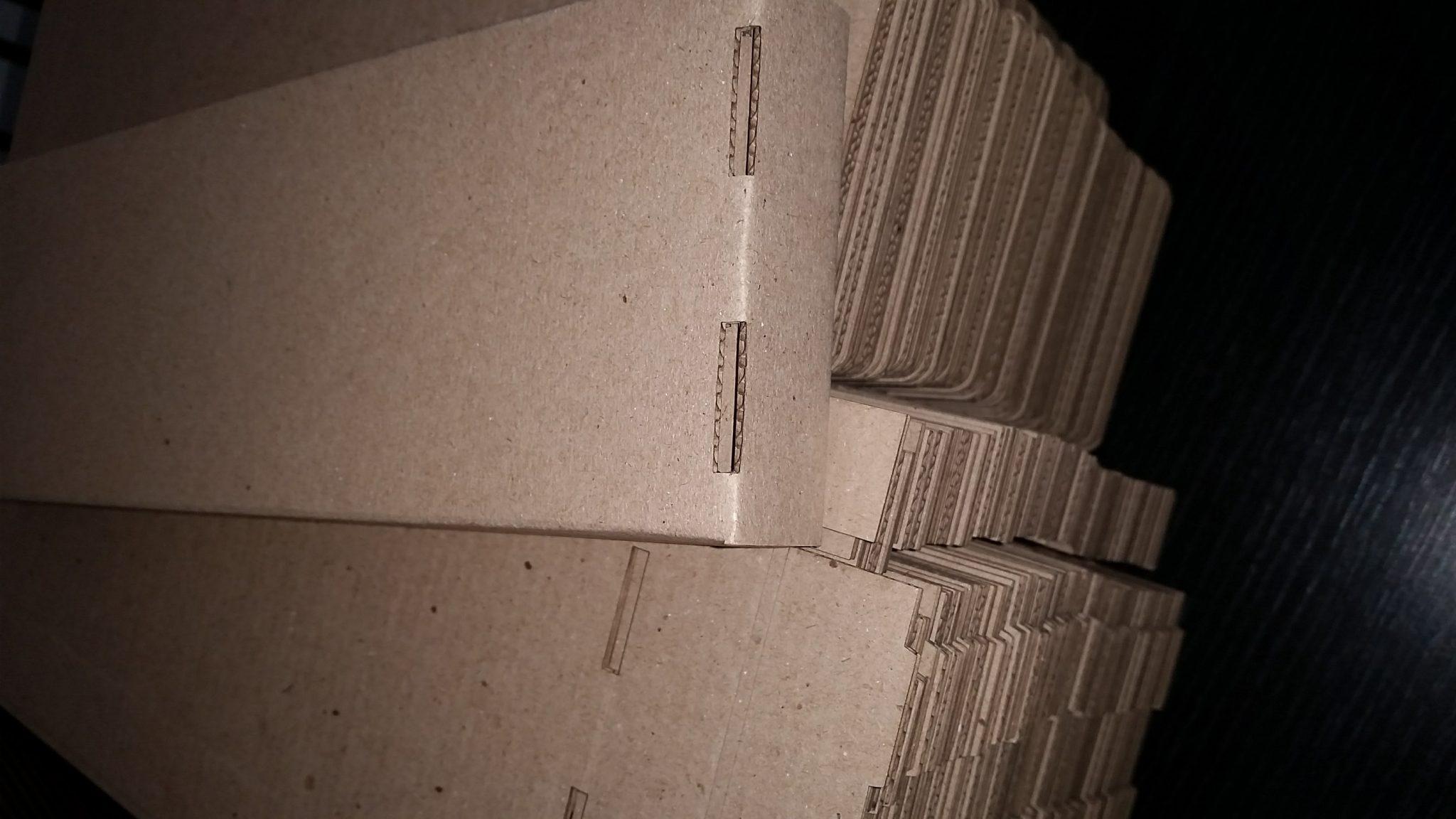Cajas microcorrugado