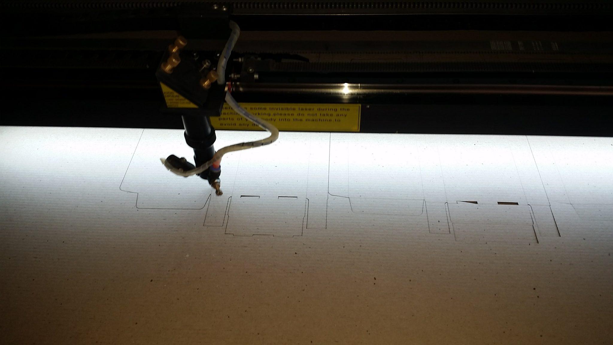 corte laser cajas